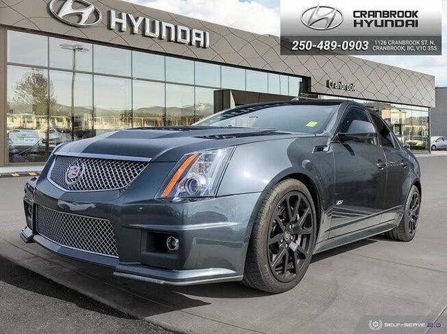 2012 Cadillac CTS-V RWD