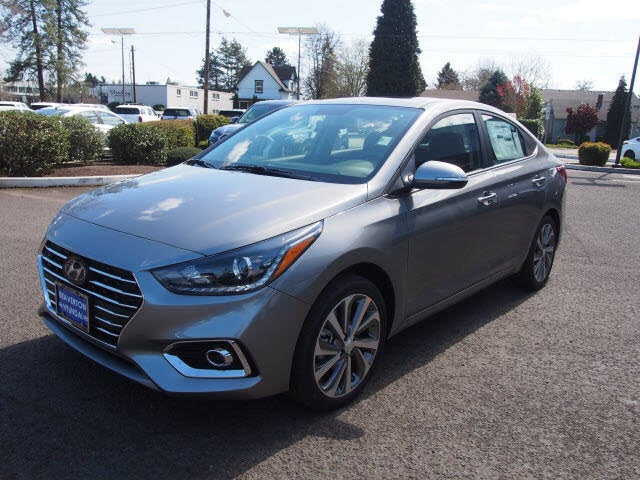 2021 Hyundai Accent Limited FWD