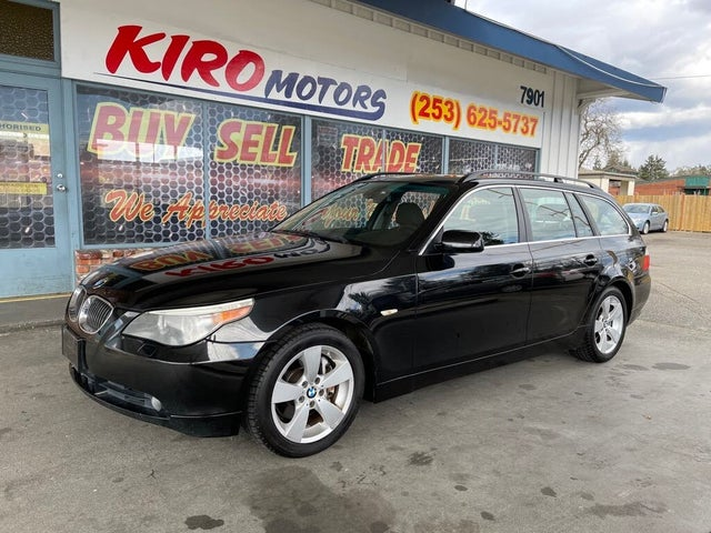 2007 BMW 5 Series 530xi Wagon AWD