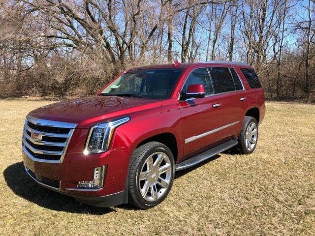 2019 Cadillac Escalade Premium Luxury 4WD