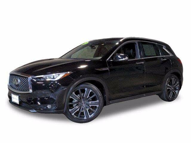 2019 INFINITI QX50 Essential AWD