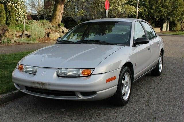 2001 Saturn S-Series 4 Dr SL Sedan
