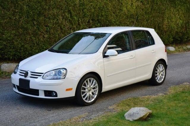 2009 Volkswagen Rabbit 4-door