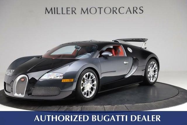 2008 Bugatti Veyron 16.4 Coupe AWD
