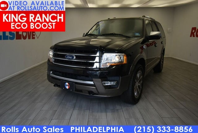 2015 Ford Expedition King Ranch 4WD