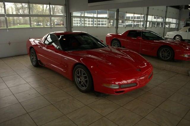 2001 Chevrolet Corvette Z06 Hardtop Coupe RWD