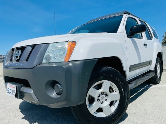 2005 Nissan Xterra S 4WD