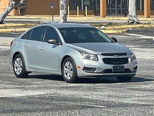 2015 Chevrolet Cruze LS Sedan FWD