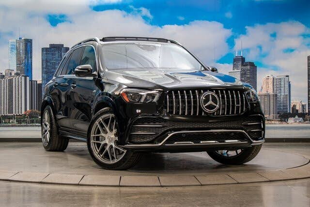 2021 Mercedes-Benz GLE-Class GLE AMG 53 4MATIC+ AWD