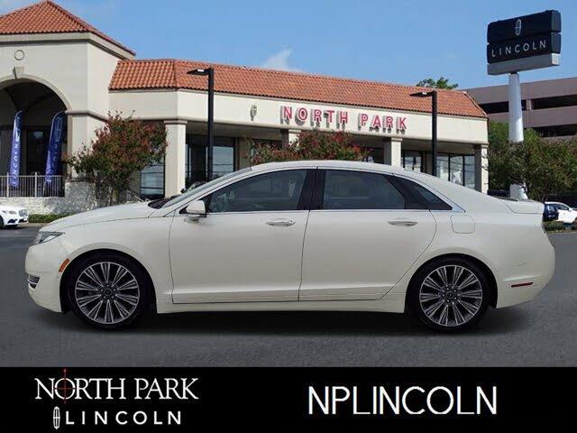 2015 Lincoln MKZ V6 Black Label FWD