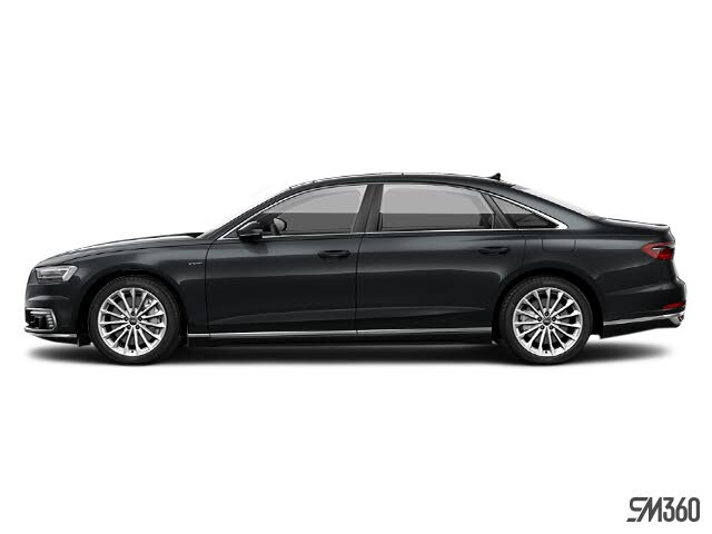 2019 Audi A8 L 3.0T quattro AWD