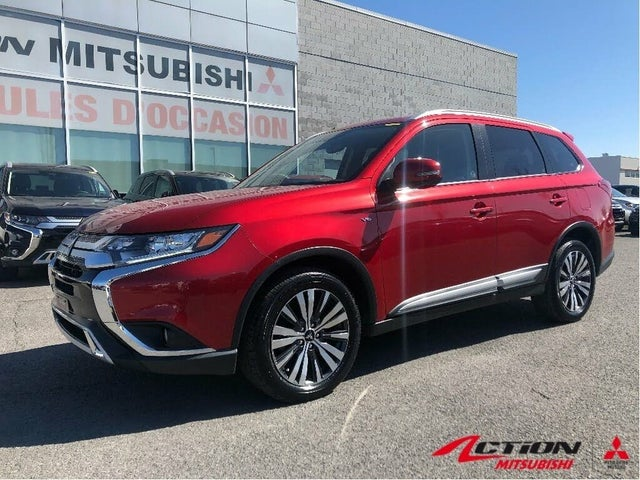 2019 Mitsubishi Outlander SE S-AWC AWD