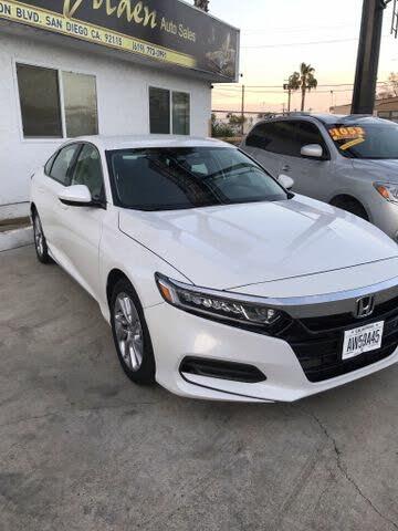 2019 Honda Accord 1.5T LX FWD