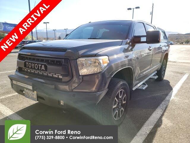 2016 Toyota Tundra Limited CrewMax 5.7L FFV 4WD