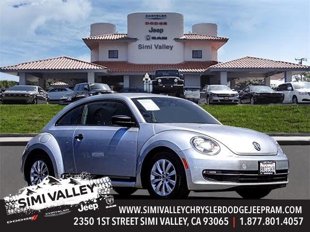 2016 Volkswagen Beetle 1.8T S