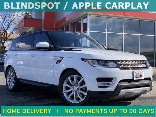 2017 Land Rover Range Rover Sport V6 HSE 4WD
