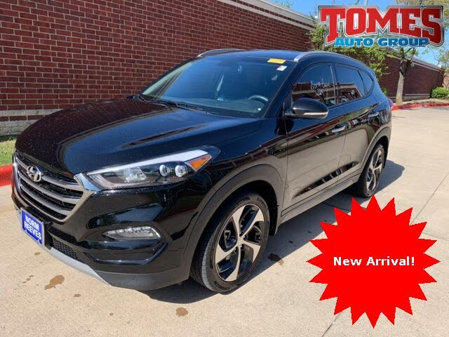 2018 Hyundai Tucson 1.6T Limited FWD