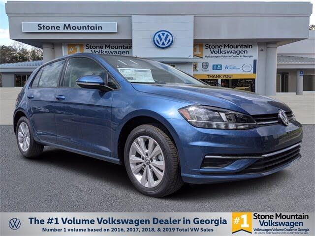 2021 Volkswagen Golf 1.4T FWD