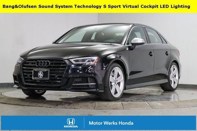 2017 Audi S3 2.0T quattro Premium Plus AWD