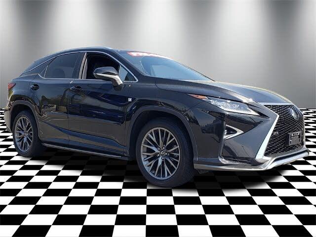 2018 Lexus RX 350 F SPORT AWD