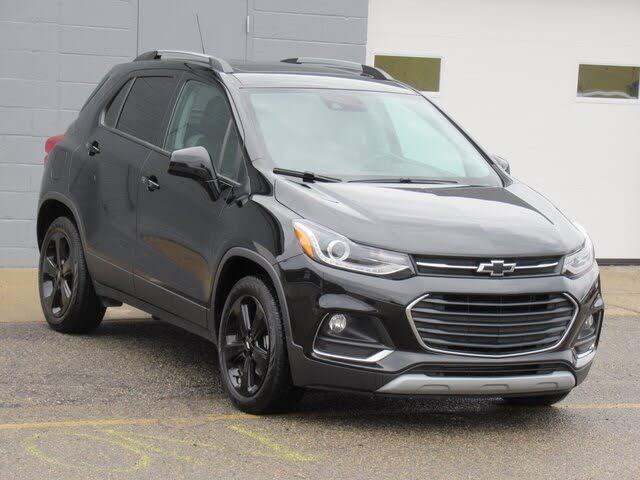 2018 Chevrolet Trax Premier AWD