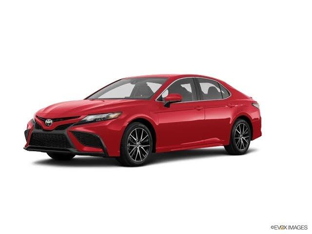 2021 Toyota Camry SE FWD