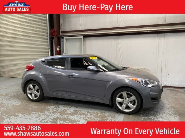 2015 Hyundai Veloster Re:Flex FWD
