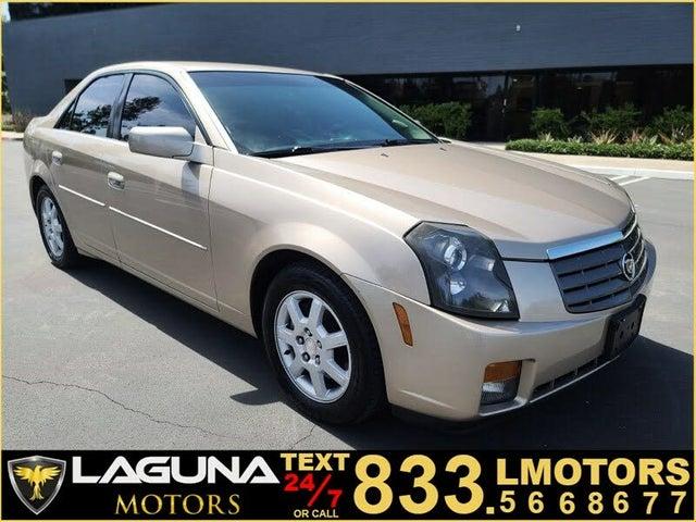 2005 Cadillac CTS 3.6L RWD
