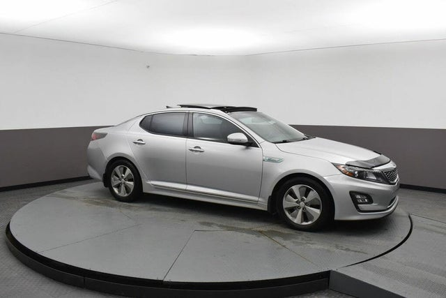 2016 Kia Optima Hybrid EX Premium