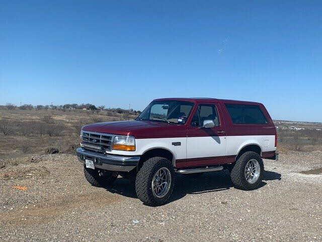 1996 Ford Bronco Eddie Bauer 4WD