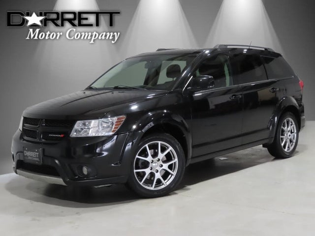 2013 Dodge Journey R/T FWD