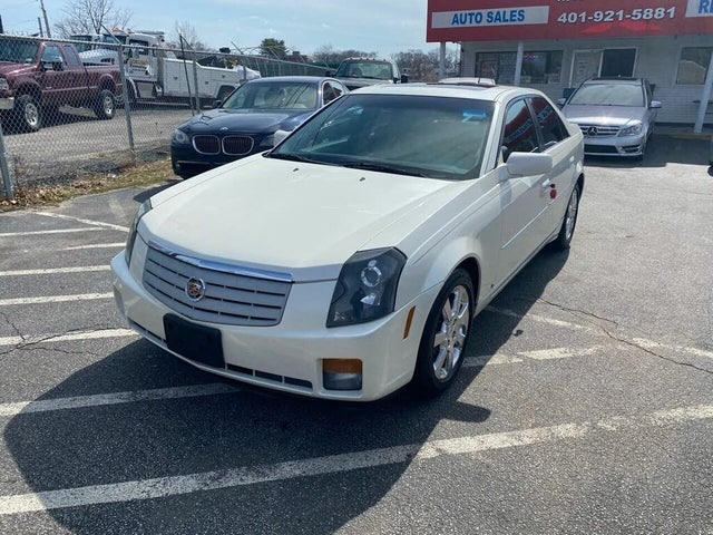 2007 Cadillac CTS 3.6L Sport RWD