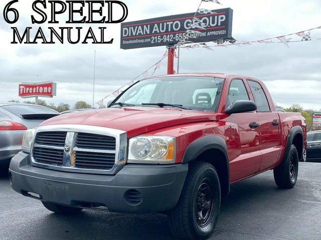 2006 Dodge Dakota ST Quad Cab 4WD