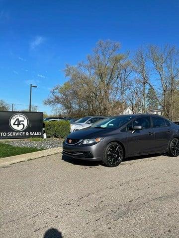 2014 Honda Civic EX with Navigation