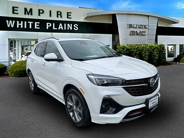 2021 Buick Encore GX Essence AWD