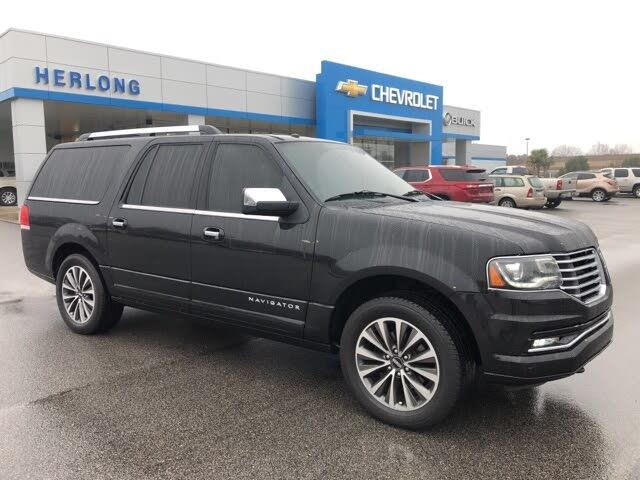 2015 Lincoln Navigator L RWD