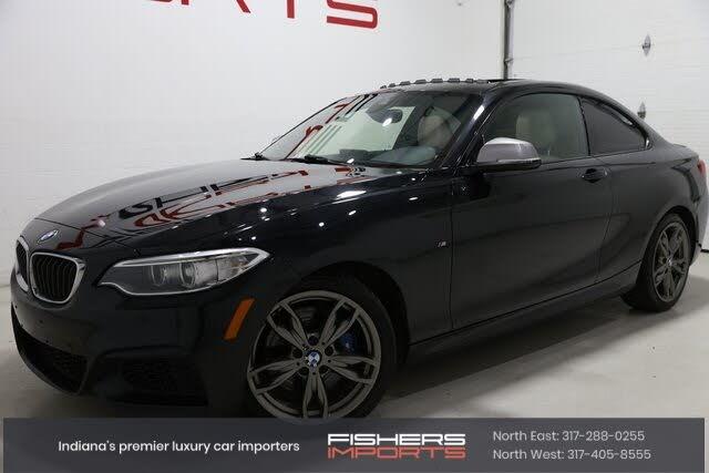 2017 BMW 2 Series M240i xDrive Coupe AWD