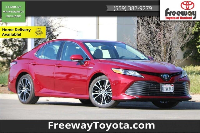 2020 Toyota Camry Hybrid XLE FWD
