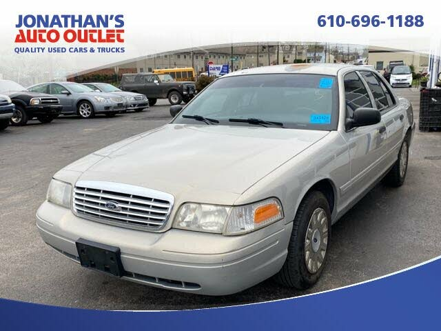 2008 Ford Crown Victoria Base