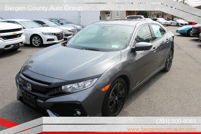 2018 Honda Civic Hatchback EX-L FWD with Navigation