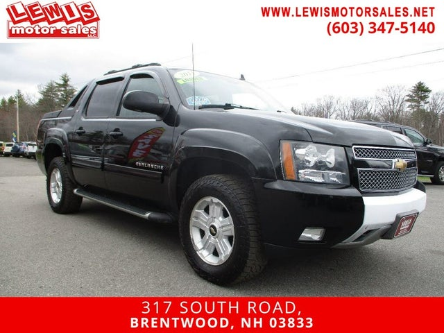 2011 Chevrolet Avalanche LT 4WD