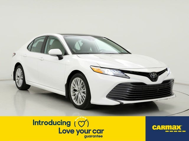 2020 Toyota Camry XLE AWD