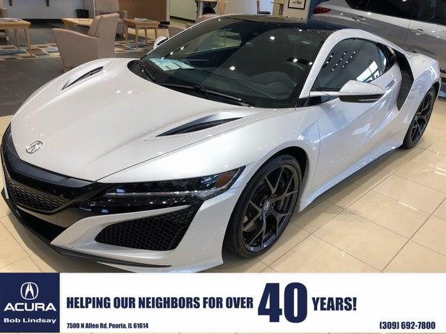 2017 Acura NSX SH-AWD