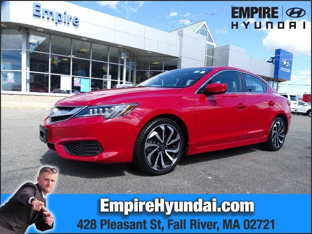 2018 Acura ILX FWD with Special Edition Package