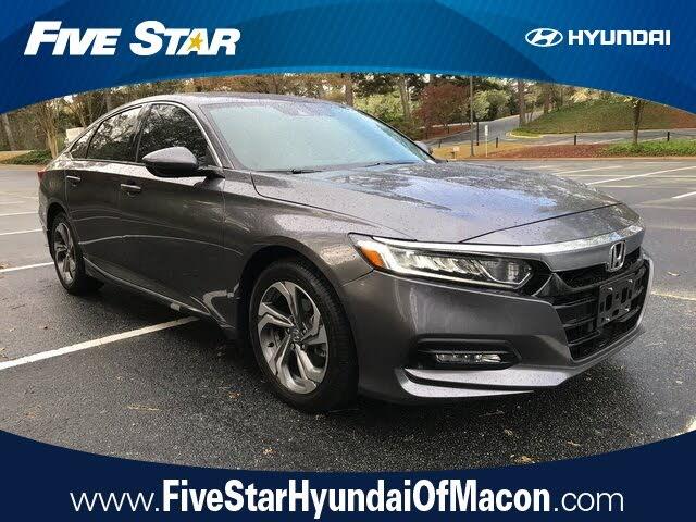 2018 Honda Accord 1.5T EX-L FWD