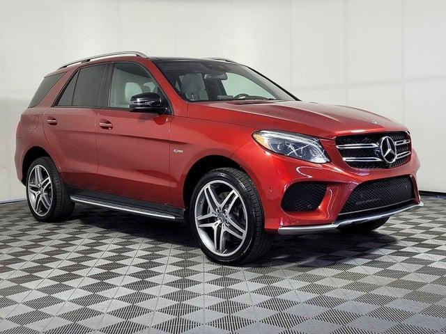 2019 Mercedes-Benz GLE-Class GLE AMG 43 4MATIC AWD
