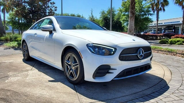 Used 2021 Mercedes-Benz E-Class E 450 Coupe RWD for Sale ...