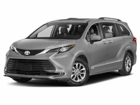 2021 Toyota Sienna XLE 7-Passenger AWD