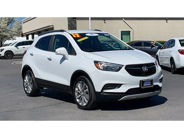 2017 Buick Encore Preferred AWD