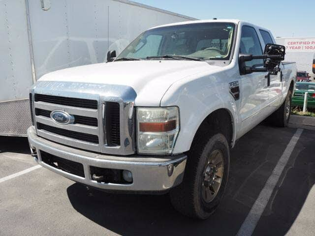 2008 Ford F-250 Super Duty XL Crew Cab 4WD